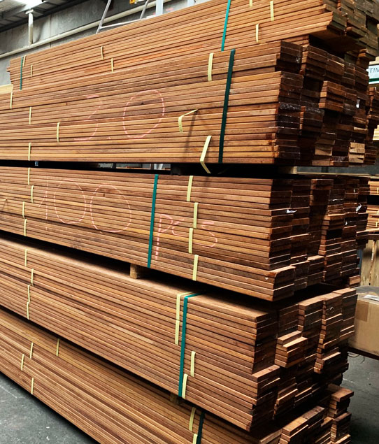 Buy Quality Merbau Decking 90x19 KD in Melbourne
